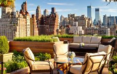 The Surrey in New York ... My dream base camp for a vaca in the Big Apple!