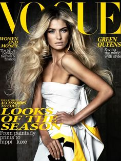 Vogue Australia March 2008 Cover (Vogue Australia)