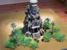 jungle wargaming table - Google zoeken