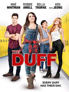 Amazon.com: The Duff: Mae Whitman, Robbie Amell, Bella Thorne, Bianca Santos: Amazon Digital Services , Inc.