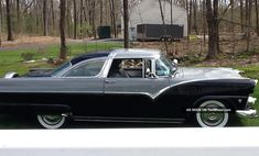 1955 Ford | 1955 Ford Crown Victoria Crown Victoria photo 2