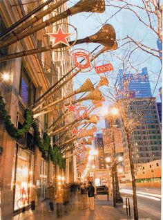 CHICAGO IN THE WINTER.. my favvvooorritee!!!