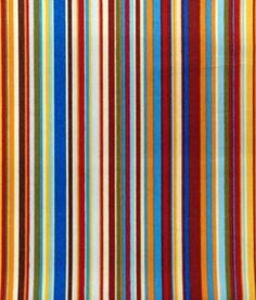 bd26edcb663 Tela Patchwork de Rayas Multicolor. Ancho 110 cm. Algodón 100%