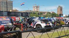 Entusiasmo por el Dakar 2017 - Fotos - ABC Color