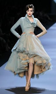 Christian Dior Spring/Summer 2011 Couture Collection by John Galliano