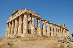 """SiciliaHD: Approvato l'itinerario turistico"""" Selinunte accend..."""