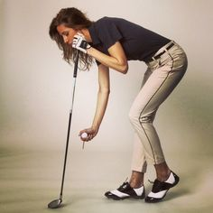 Golf Shoes - Who said you cant look great golfing?? www.golfclubscent...