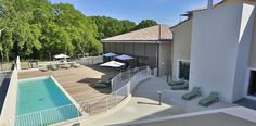 Switzerland have based themselves on the outskirts of the southern French city of Montpellier at theVichy Spa Hotel