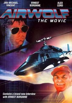 AIRWOLF stars Jan-Michael Vincent as Stringfellow Hawke, a reclusive helicopter…