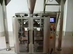 Vffs machine with multihead weigher