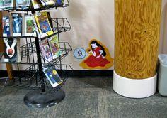 Scavenger Hunt in the Library Program for Kids Snow White