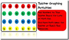 Get Kids Active While Learning Math; could write integers on Twister Board then add, subtract, multiply, divide Teacher Freebies, Classroom Freebies, Math Classroom, Classroom Ideas, Fun Math, Math Math, Maths, Math Resources, Math Activities
