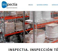 Diseñamos para esta empresa de ingeniería de Madrid una página web sencilla pero potente a la hora de su posicionamiento en buscadores. En este caso r
