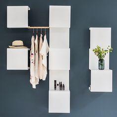 Design you can hang your hat on. @annelindedk #AnneLinde #MONOQI #DanishDesign #Steel #interiordesign