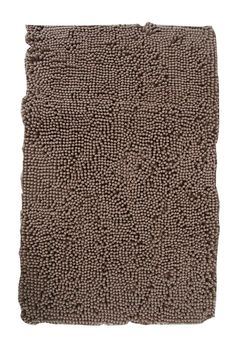 Memory Foam Noodle Bath Mat SKU: 2502012653001 R199.99 Availability: In stock, bag it now! Selected Colour: STONE      Selected Size: EACH EACH    1  ADD TO BAG ADD TO WISH LIST STORE AVAILABILITY PRODUCT LOWDOWN This bath mat is made from memory foam to provide you with a super soft, cushion like feeling when stepping out of the bath or shower. Super absorbent, fast drying and non-slip. The noodle look design of the mat also makes it ideal for a modern bathroom.