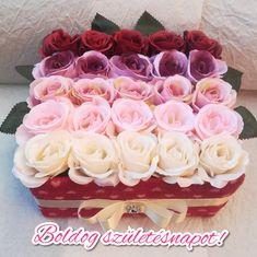 #virágfalu #rózsabox #rózsadoboz #selyemrózsa #ombre #ombreroses #virágdoboz #virágküldés #valentin #valentinesday #ajándék #ajándék_valentinnapra #rosebox #színátmenetes #valentinnap Birthday Cake, Desserts, Tailgate Desserts, Deserts, Birthday Cakes, Postres, Dessert, Cake Birthday, Plated Desserts