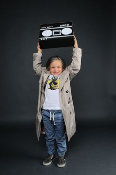 Say Anything Kids Halloween Costumes  sc 1 st  Pinterest & DJ Halloween Costume | My Style | Pinterest | Halloween costumes Dj ...