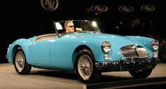 Vintage MG Spider...not a truck, but Pretty awesome! http://www.windblox.com/styles/mgb_windblocker.htm