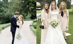 Tanya Burr And Jim Chapman Get Married: Wedding News Dress & Photos | News | Grazia Daily
