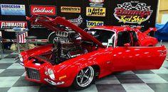 Killer Pro Street '71 Camaro -----> http://hot-cars.org/2015/05/27/killer-1971-chevy-camaro-pro-street-muscle-car/