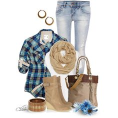 Thursday Night Grocery Run, created by chloe-813 on Polyvore