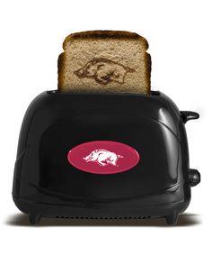 University of Arkansas Razorbacks Toaster here ya go Kristina and Alyssa