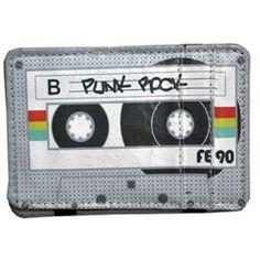 Carteira Punk Rock