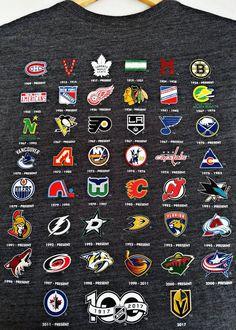 #fbf years of @NHL hockey http://www.whambamtees.com/sports-shirts/