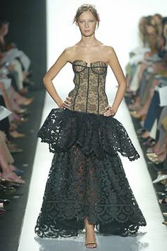 Oscar de la Renta Spring 2005 Ready-to-Wear Collection on Style.com: Complete Collection