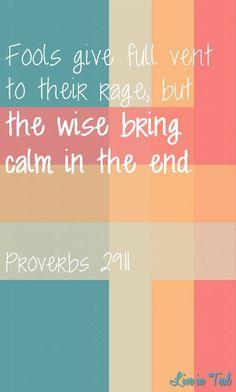 Proverbs October Reading Plan – Days 29-31 Wrap-Up