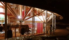 ORTIZ MONASTERIO arquitectos Iñigo Ortiz Monasterio Room, Furniture, Home Decor, Home, Wood Decks, Interior Design, Architects, Night, Bedroom