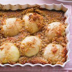Mandeln, Nüsse und Kerne enthalten viele Nähr- und Ballaststoffe; sie machen das Dessert nicht nur lecker, sondern auch gesund.