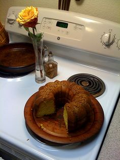 How to Make a Rum Cake
