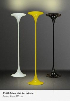 Luminárias de Piso   Arneli
