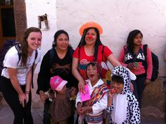 """Volunteer Peru Cusco Sarah O'Brien Girl's Orphanage and disable care center Oct 11th to Nov 1st, 2014 """"I have a GAP semester before I go to the University of MA in Amherst. I have been accepted to the Conservation Program in Peru and I would like to add this experience of working with girls in an orphanage setting. I am considering majoring in Education in college and I believe the two programs in Peru will provide me with fabulous experience"""".  https://www.abroaderview.org…"""