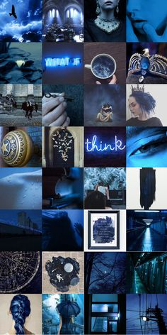 My ravenclaw aesthetic