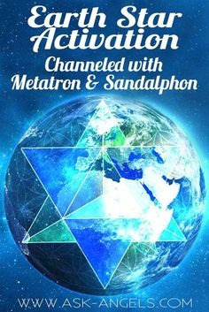 A cleansed and balanced Earth Star Chakra is essential for you to energetically ground in the crystalline grid system and to access inner wisdom.