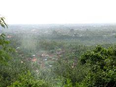 12/29(木)バリ島ウブドのお天気は雲り。室内温度29.0℃、湿度72%。ちょっぴりどんよりな空模様です。雨は降らなそうなので一安心♪