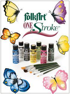 FolkArt One Stroke
