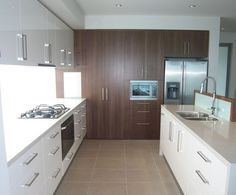 Great Indoor Designs is a Brisbane-based home renovation store with over 24 years experience renovating kitchens & wardrobes and creating custom cabinetry. Vinyl Wrap Kitchen, Home Renovation, Home Remodeling, Dream Home Design, House Design, Kitchen Decor, Kitchen Design, Kitchen Ideas, White Kitchen Cabinets