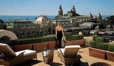Hotel Metropole, luxury in Monte-Carlo...