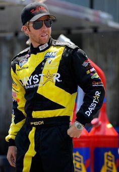 Blake Koch - Nascar Driver....really nice guy!