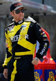 Blake Koch - Nascar Driver....really nice guy!