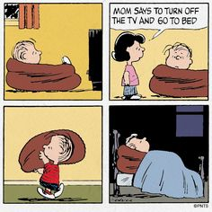 Lucy & Linus, time for bed. Linus Peanuts, Peanuts Cartoon, Charlie Brown And Snoopy, Peanuts Comics, Linus Van Pelt, Lucy Van Pelt, Charles Shultz, Snoopy Comics, Snoopy Quotes