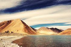 Pangong Tso  Ladakh