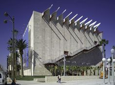 Broad Contemporary Art Museum (BCAM) Los Angeles CA | RPBW - Renzo Piano Building Workshop