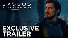 EXODUS: GODS AND KINGS starring Christian Bale and Joel Edgerton | Official Trailer | In theaters December 12th #ExodusMovie