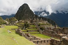 Machu Pichu I will see this one day. Oh The Places You'll Go, Places To Visit, Peru Travel, Seven Wonders, Inca, Vacation Destinations, Where To Go, Beautiful Landscapes, Wonders Of The World