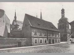 Kostel sv Petra před oproštěním - Proměny Petra, Historia