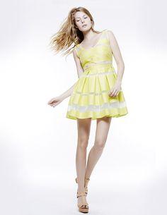 CUTE MINI DRESS, Colección primavera-verano 15